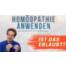 Homöopathie anwenden als Heilpraktiker für Psychotherapie - Ist das erlaubt?