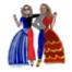 Wettbewerbe oder Die Enkelinnen und der Sängerkrieg auf der Wartburg
